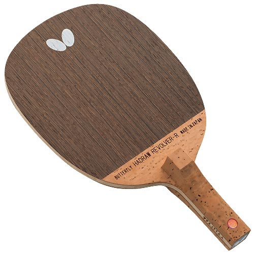 【送料無料】 バタフライ Butterfly メンズ レディース 卓球 ラケット ペンホルダー ハッドロウ リボルバー 23850