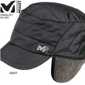 メンズ プリマロフト リップストップ キャップ PRIMALOFT RS CAP 帽子 防寒 ミレー MILLET MIV6220