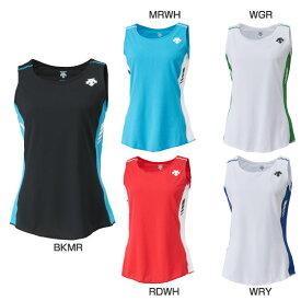 デサント DESCENTE レディース ランニングシャツ ジョギング マラソン ランニング ウェア DRN-4721W