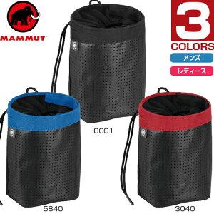 メンズ レディース Stitch Chalk Bag ステッチ チョークバッグ アウトドア用品 マムート Mammut 2290-00900