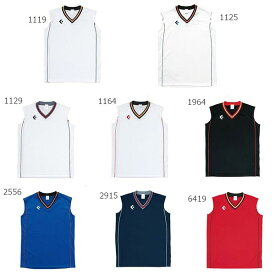 レディース バスケットボールウェア ノースリーブ タンクトップ ゲームシャツ コンバース CONVERSE CB36712