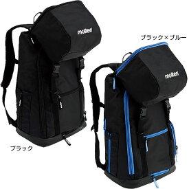 メンズ レディース バックパック サッカー用 サッカーバッグ 鞄 リュック 40L モルテン molten LF0013 LF0013KB