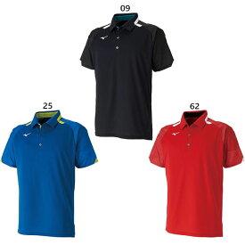 ミズノ Mizuno メンズ レディース ゲームシャツ ラケットスポーツ テニス バドミントンウェア トップス 半袖 62JA9507