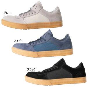 メンズ レディース フーバー ワークシューズ ローカット シューズ ローカット 安全靴 作業靴 仕事 軽量 カジュアル おたふく手袋 OTAFUKU FB-801 FB-802 FB-803