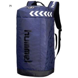 45L ヒュンメル hummel メンズ レディース アスリートタンクパック FC.SKULL ATHLETE TANKPACK リュックサック デイパック バックパック バッグ 鞄 HFB6109ZS