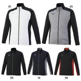 ミズノ Mizuno メンズ レディース ウォームアップジャケット ジャージ トップス 単品 上 上着 スポーツ トレーニング 32MC0110