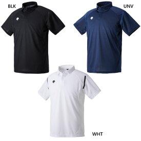デサント DESCENTE メンズ ポロシャツ ポロシャツ トップス トレーニングウェア 半袖 DTM-4000