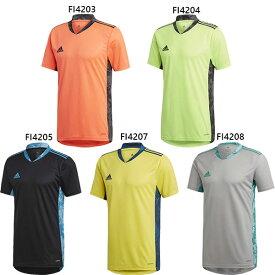アディダス adidas メンズ アディプロ ADIPRO 20 GK 半袖 サッカーウェア フットサルウェア トップス Tシャツ ゴールキーパー GLE48