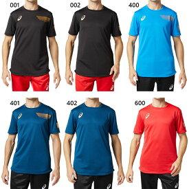 アシックス asics メンズ イーグルライン EAGLE LINE EL グラフィックショートスリーブトップ バレーボールウェア トップス 半袖Tシャツ 2051A108