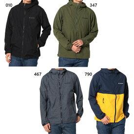 コロンビア Columbia メンズ ヘイゼン ジャケット Hazen Jacket アウター トップス アウトドアウェア 撥水ウィンドジャケット コンパクト PM3794
