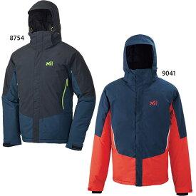 ミレー MILLET メンズ クルーエイン ジャケット ウインタースポーツウェア 中綿 防水 透湿 スキー MIV8598