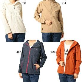 コロンビア Columbia レディース ヘイゼン ウィメンズジャケット Hazen WomenS Jacket アウター トップス アウトドアウェア 長袖 撥水ウインドジャケット PL3166