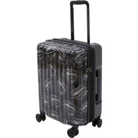 38L スポルディング SPALDING メンズ レディース ダブルホイールキャリー バッグ 鞄 スーツケース キャリーバッグ 旅行 遠征 大容量 SP-0803-48