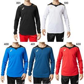 アシックス asics メンズ ゲームシャツLS ロングスリーブ バレーボールウェア トップス 長袖Tシャツ 2051A115
