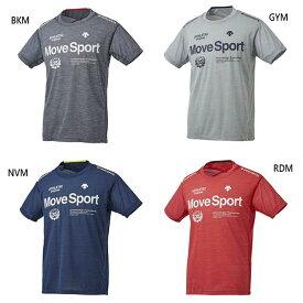 メンズ ブリーズプラス Tシャツ 半袖Tシャツ トップス トレーニングウェア スポーツ デサント DESCENTE DMMPJA61