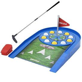 サクライ貿易 SAKURAI メンズ レディース ジュニア スピンゴルフセット 室内 スポーツ用具 屋内 遊具 おもちゃ スポーツ 運動 EFS-120(N-20)
