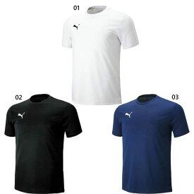 プーマ PUMA メンズ SS Tシャツ サッカーウェア フットサルウェア トップス 半袖Tシャツ 656335