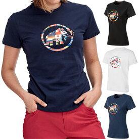 レディース ネイションズ Nations T-Shirt Women アウトドアウェア トップス 半袖Tシャツ クライミング 登山 トレッキング マムート Mammut 1017-02230