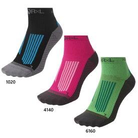 メンズ レディース ルイ スピード RUY SPEED 靴下 ソックス スポーツ ソックス ウルトラマラソン トレイルランニング トレラン アールエルソックス RxL Socks RA1007