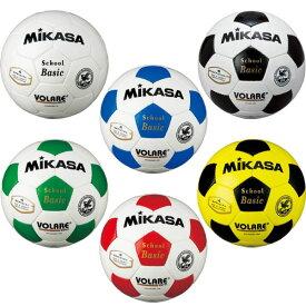 ジュニア キッズ サッカーボール 検定球4号 ミカサ MIKASA SVC402SBC