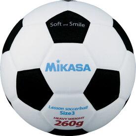 ジュニア キッズ スマイルサッカー SF326-WBK スマイルサッカーボール 3号 ミカサ MIKASA SF326WBK