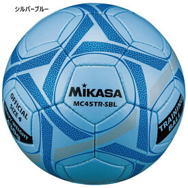 メンズ レディース 練習球 サッカーボール トレーニングボール4号 ミカサ MIKASA MC45TRSBL