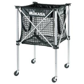 3点セット ミカサ MIKASA メンズ レディース メッシュボールカゴ 箱型 バレーボール サッカー バスケット ハンドボール 部活 体育 ACBC100MJP