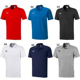 プーマ PUMA メンズ チームゴール TEAMGOAL23 カジュアル ポロシャツ サッカーウェア フットサルウェア トップス 半袖 656978