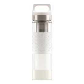 スター商事 メンズ レディース ホット コールド グラス 水筒 マグボトル ガラス製 12640