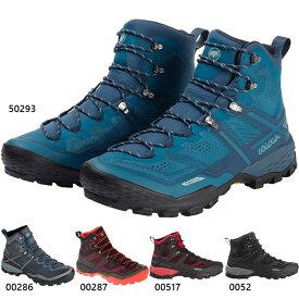 メンズ デュカン ハイ ゴアテックス Ducan High GTX R Men 登山靴 山登り トレッキングシューズ アウトドア ハイカット マムート Mammut 3030-03470