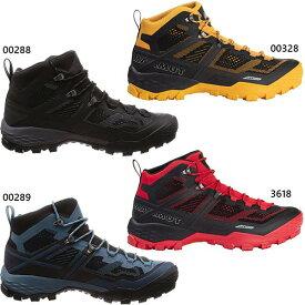 メンズ デュカン ミッド ゴアテックス Ducan Mid GTX R Men 登山靴 山登り トレッキングシューズ アウトドア マムート Mammut 3030-03540