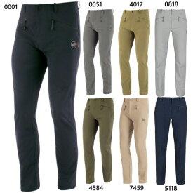 メンズ トレッカーズ パンツ アジアンフィットTrekkers 2.0 Pants AF Men アウトドアウェア ボトムス 長ズボン 耐水 ハイキング マムート Mammut 1021-00410