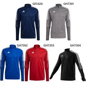 メンズ ティロ TIRO21 トレーニングトップ サッカーウェア フットサルウェア トップス ジャージ スポーツウェア アディダス adidas JDG23