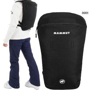 メンズ レディース ニルヴァーナ Nirvana 15 リュックサック デイパック スノーバックパック バッグ 鞄 スキー 15L マムート Mammut 2560-00011