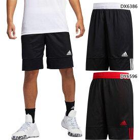 メンズ 3G スピード リバーシブル ショーツ Speed Reversible Shorts バスケットボールウェア バスパン ボトムス 半ズボン アディダス adidas FWM56