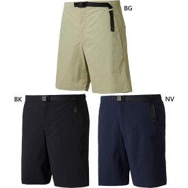 メンズ デイズ DAYS ショートパンツ フィットネス トレーニングウェア ボトムス 半ズボン 撥水 ストレッチ 防風 デサント DESCENTE DMMRJD91