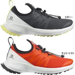 ジュニア キッズ 登山靴 山登り トレイルランニング ロードランニング トレラン サロモン Salomon L41303100 L41303200