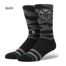 メンズ ナイトフォール ニックス NIGHTFALL KNICKS 靴下 ソックス バスケ ニューヨーク ニックス NBA スタンス STANCE M558A17NKN