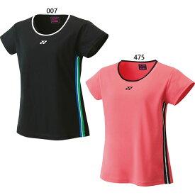レディース ドライTシャツ テニス バドミントンウェア トップス 半袖Tシャツ ヨネックス YONEX 16520