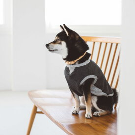 【犬 服】ワッフルニットタンク犬服 おしゃれ 日本製 シンプル いぬ 洋服 ウェア ドッグ 犬用 ドッグ ドッグウェア タンク カジュアル 旅行 お散歩 おしゃれ着 ドッグラン おすすめ かわいい 小型犬 中型犬 チワワ 柴 パピヨン ポメラニアン