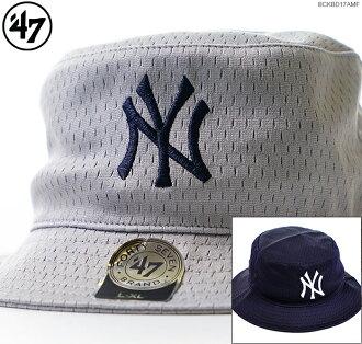 47 Brand Hat YANKEES ' 47 Brand BUCKET/47 BACKBOARD (47 brand) bucket Hat / Hat NY Yankees / 05P28Sep16