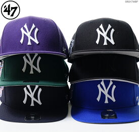 4ada61bb92f 47Brand キャップ ヤンキース キャップ NEW YORK YANKEES SURE SHOT  47 CAPTAIN 47