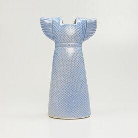Lisa Larson(リサ・ラーソン) Dress Vases(ドレスベース) ライトブルー