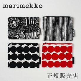 マリメッコ Kaika マチなしポーチ(marimekko)
