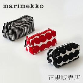 マリメッコ Tiise マチありポーチ(marimekko)