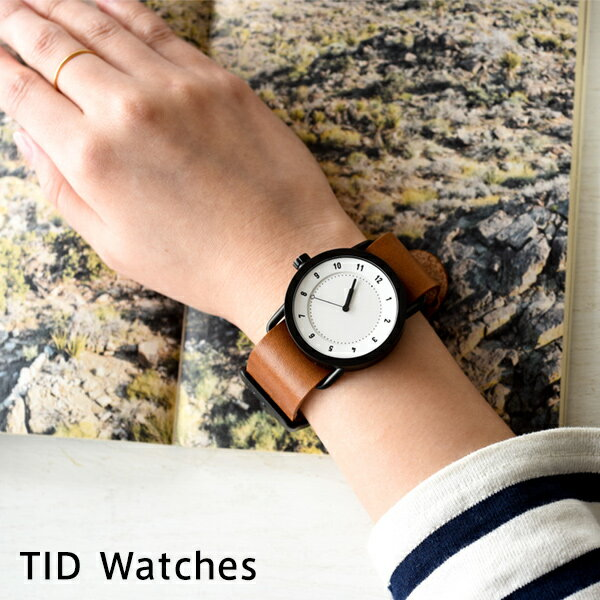 【送料無料】 TID Watches(ティッドウォッチ) No.1 腕時計