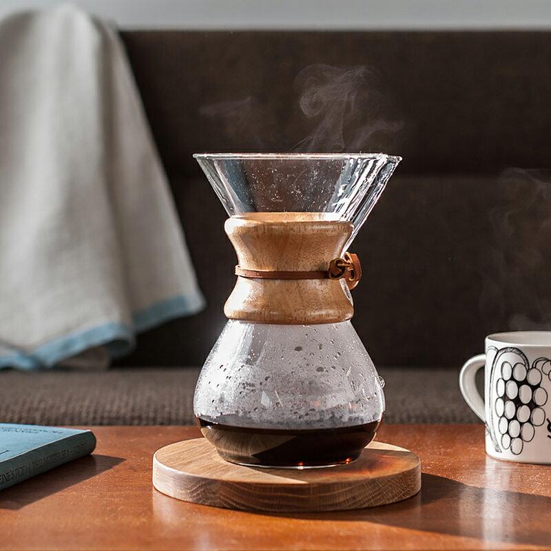 CHEMEX(ケメックス) コーヒーメーカー 6カップ CM-6A
