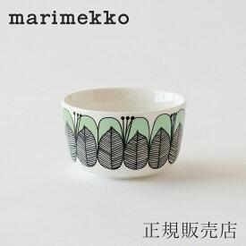 マリメッコ ボウル 9cm(marimekko)ケスティト グリーン