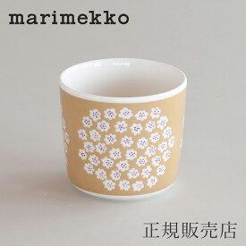 マリメッコ ラテマグ(marimekko)プケッティ ベージュ