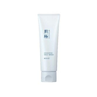 120 g of KOSE skin pole tender moisture face washes